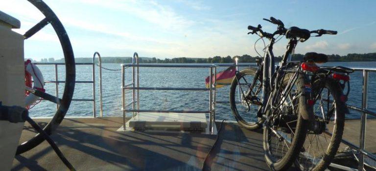 Mit dem Hausboot auf der Müritz und den angrenzenden Gewässern