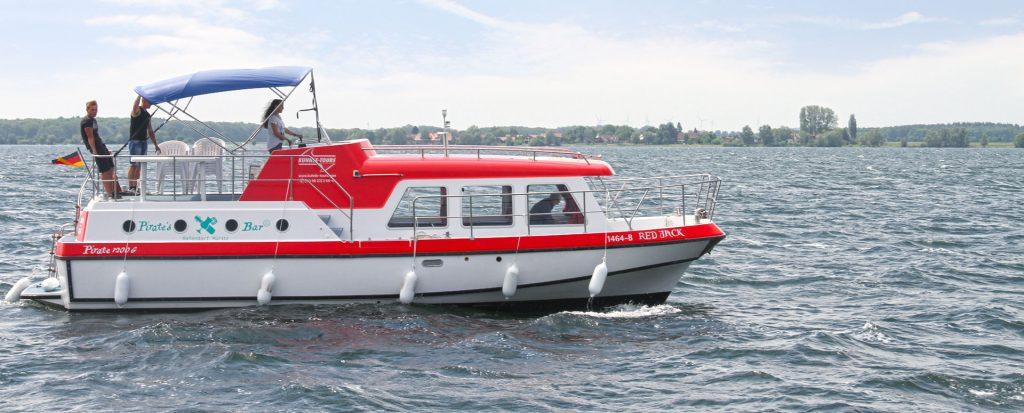 Hausboot für 12 Personen, Bootsferien, Hausbooturlaub