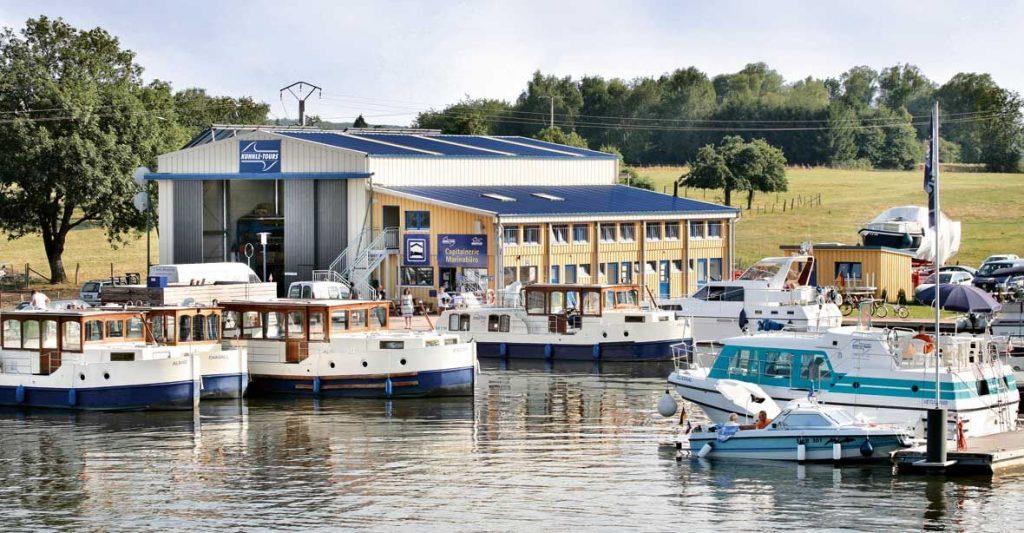 Niderviller - Hausboote - Kuhnle-Tours - Basis