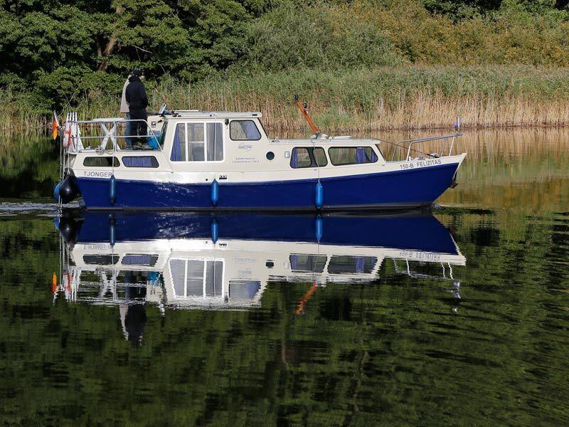 Tjonger - Hausboot - Kuhnle-Tours