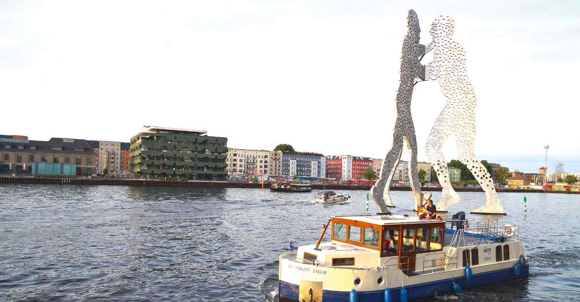 Molecule-Man in Berlin
