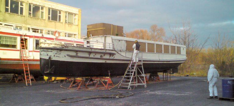 Häufig Boot restaurieren Archive - Fluvius Magazin XJ86