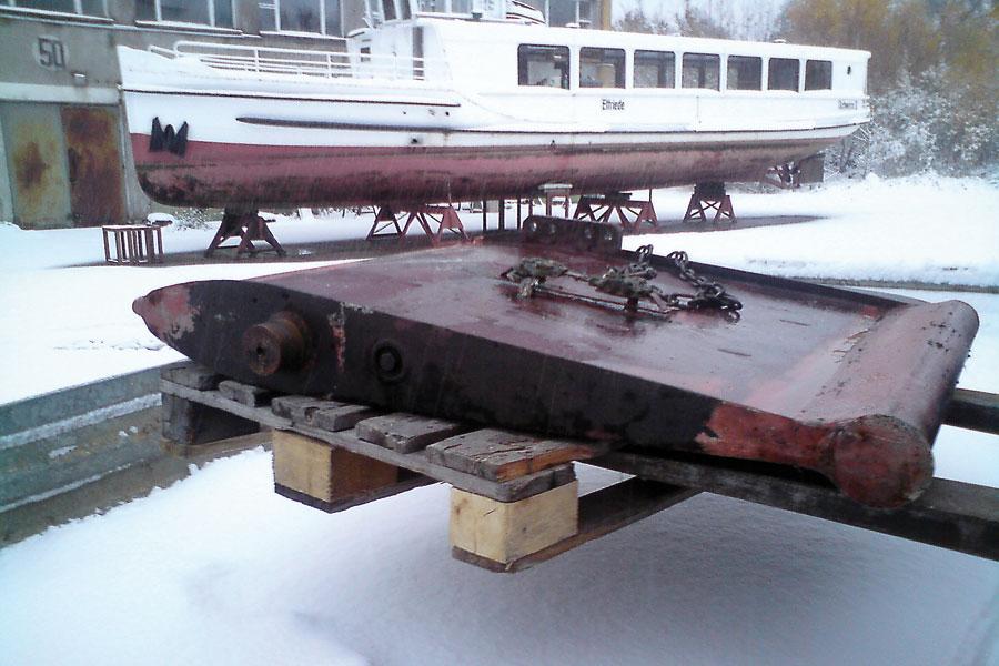 Gut gemocht Boot restaurieren Archive - Fluvius Magazin MH19
