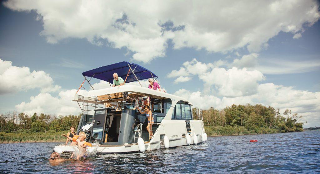 Aquino Hausboot Kuhnle Tours