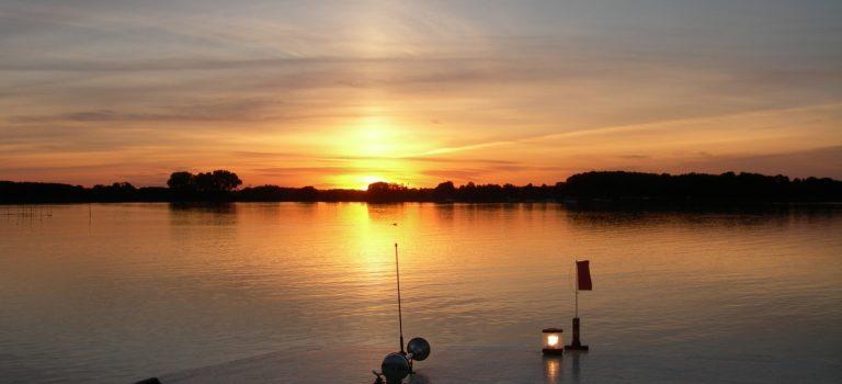 Auf großer Fahrt zum Schweriner See