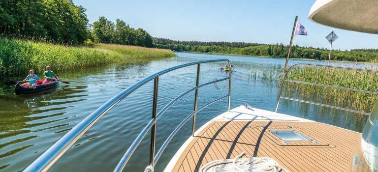 10 gute Gründe für einen Urlaub auf dem Hausboot