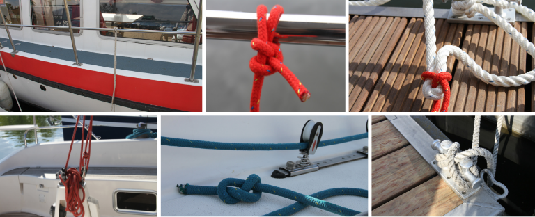 Seemannsknoten – Eine Anleitung