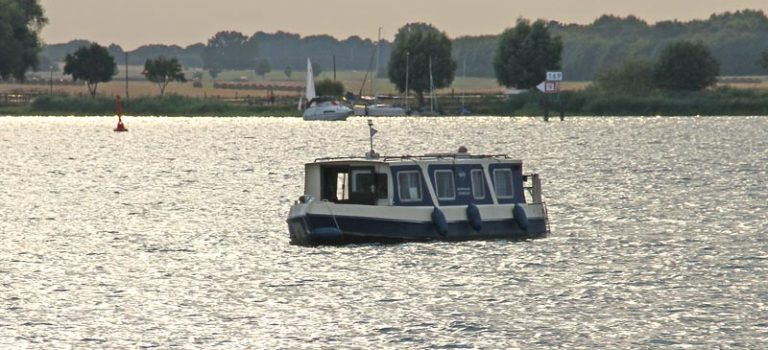 Unser Budgetboot: Galle