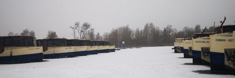 Die Kuhnle-Group im Schnee