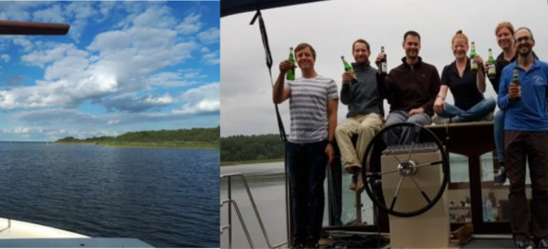Törnbericht – Kleine und große Seen im September